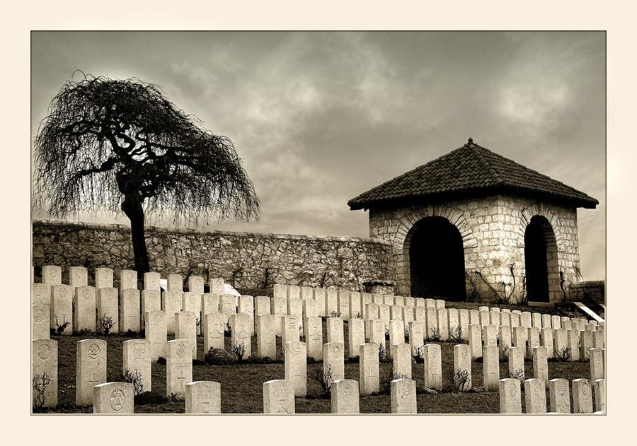 Cimitero inglese di Montecchio Precalcino