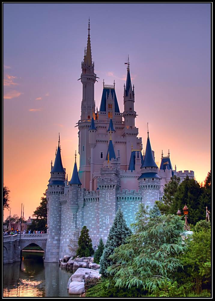 Cinderella Castle -- Magic Kingdom