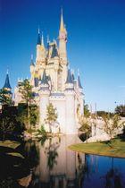 Cinderella-Schloß in Disney World, Florida