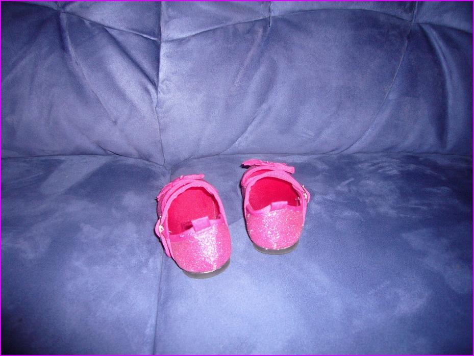 Cinderella's Schuhe?