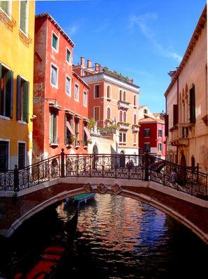 Cindy FALQUET   Par ailleurs Venise, Venise, Italie