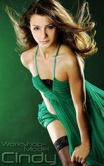 Cindy - green