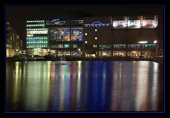 Cinedom in Köln