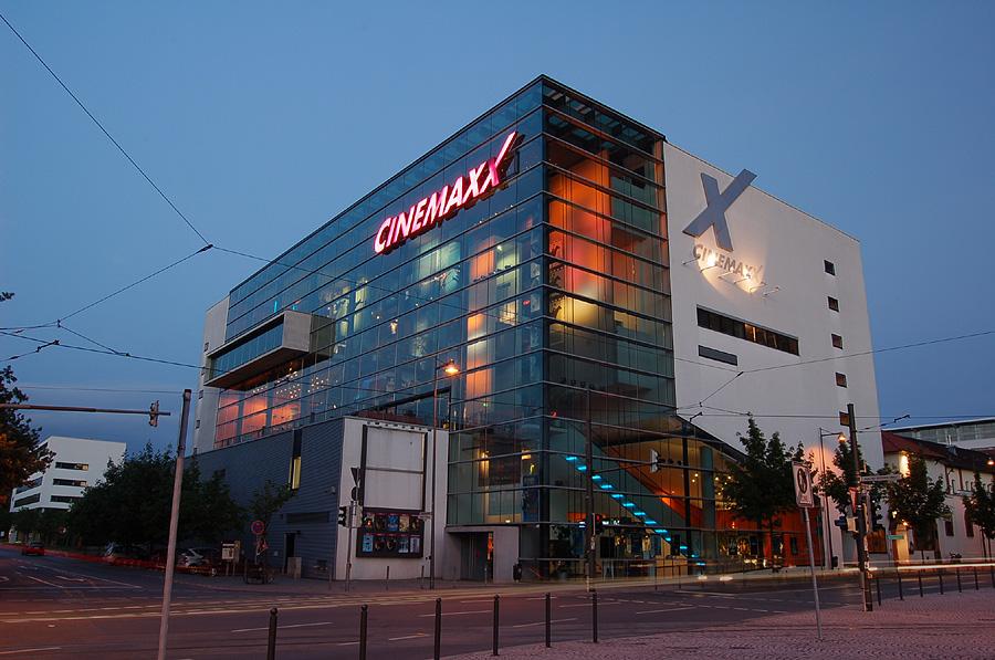 CinemaXX Darmstadt
