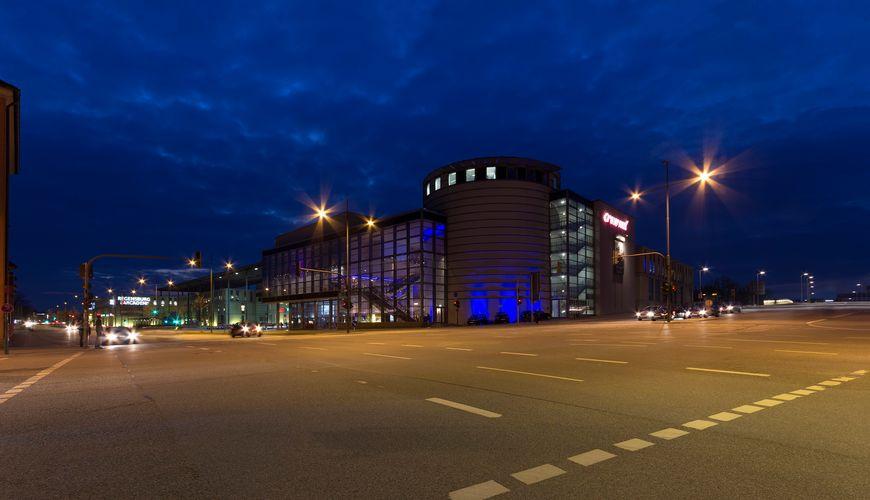 Cinemaxx und Arcaden - Regensburg