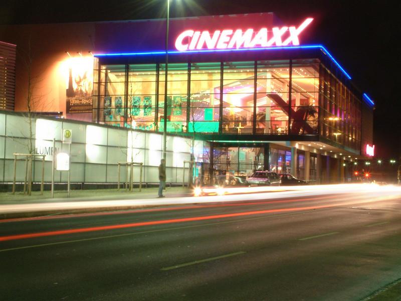 Cinemaxx@Nite