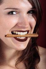 cinnamon smile