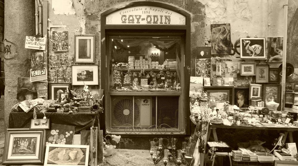 Cioccolato a Napoli dal 1894