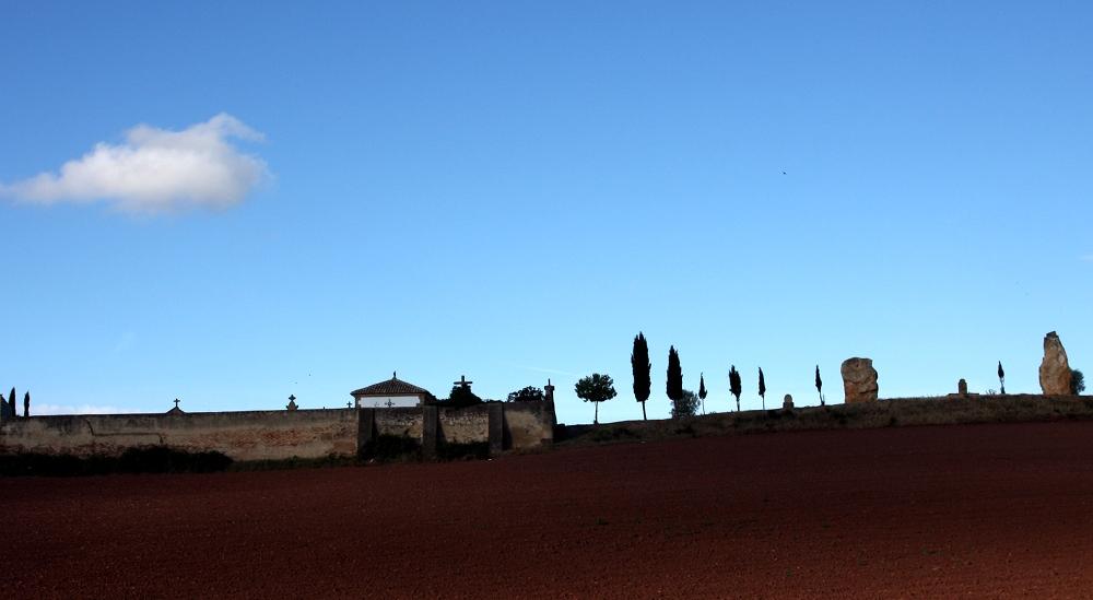 Cirauqui - Friedhof