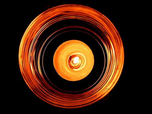 Circle light...