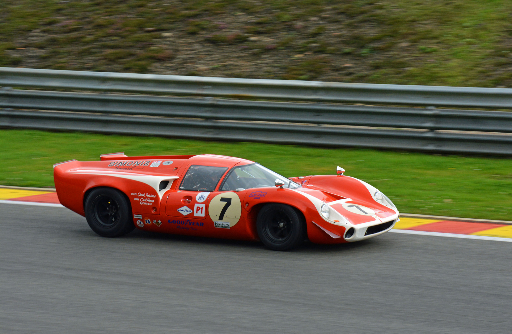 Circuit Spa-Francorchamps September 2013