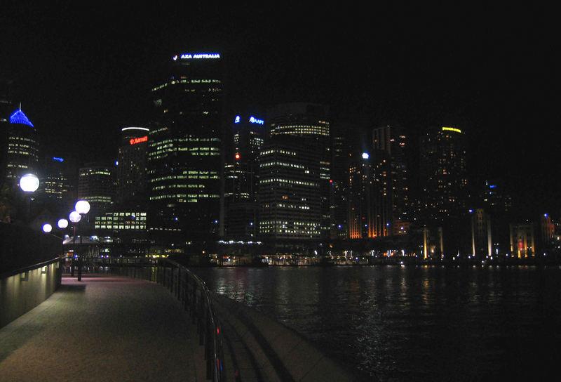 Circular Quay.