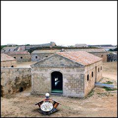 CIRCULOS - Instalation in der Ausstellung LA MOLA - Menorca