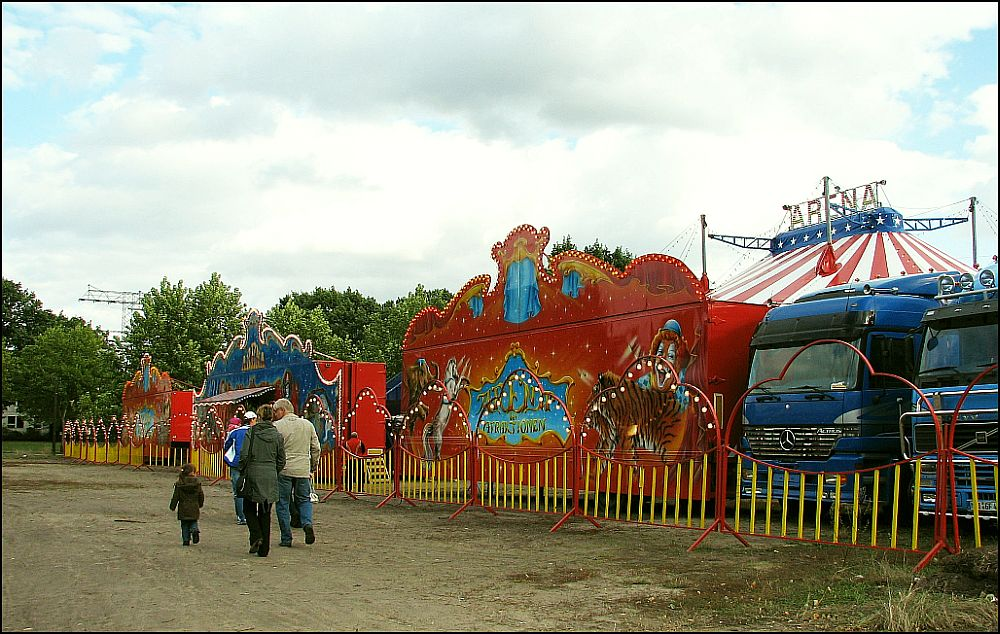Circus ARENA 2009
