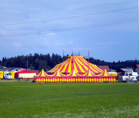Circus Aron in Seekirchen