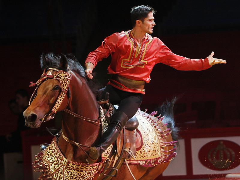 Circus Krone ...