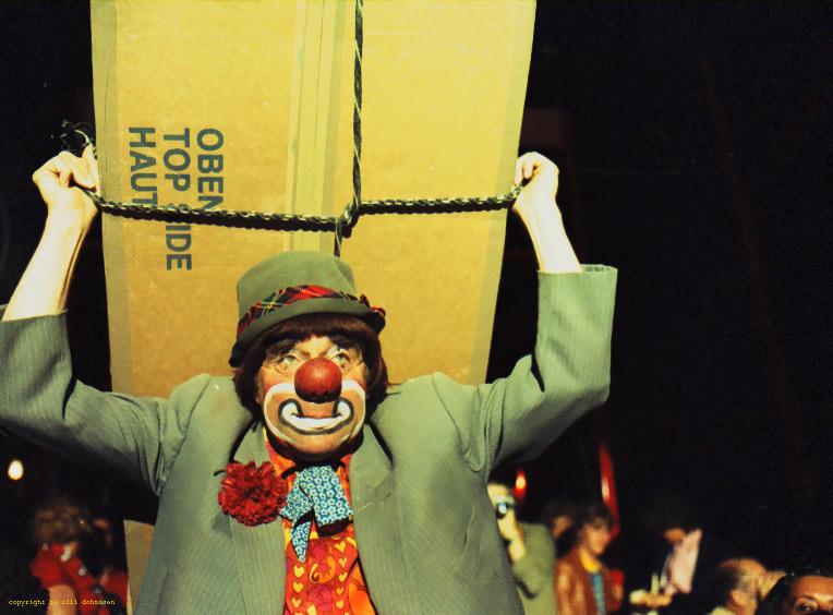 Circus Roncalli Clown