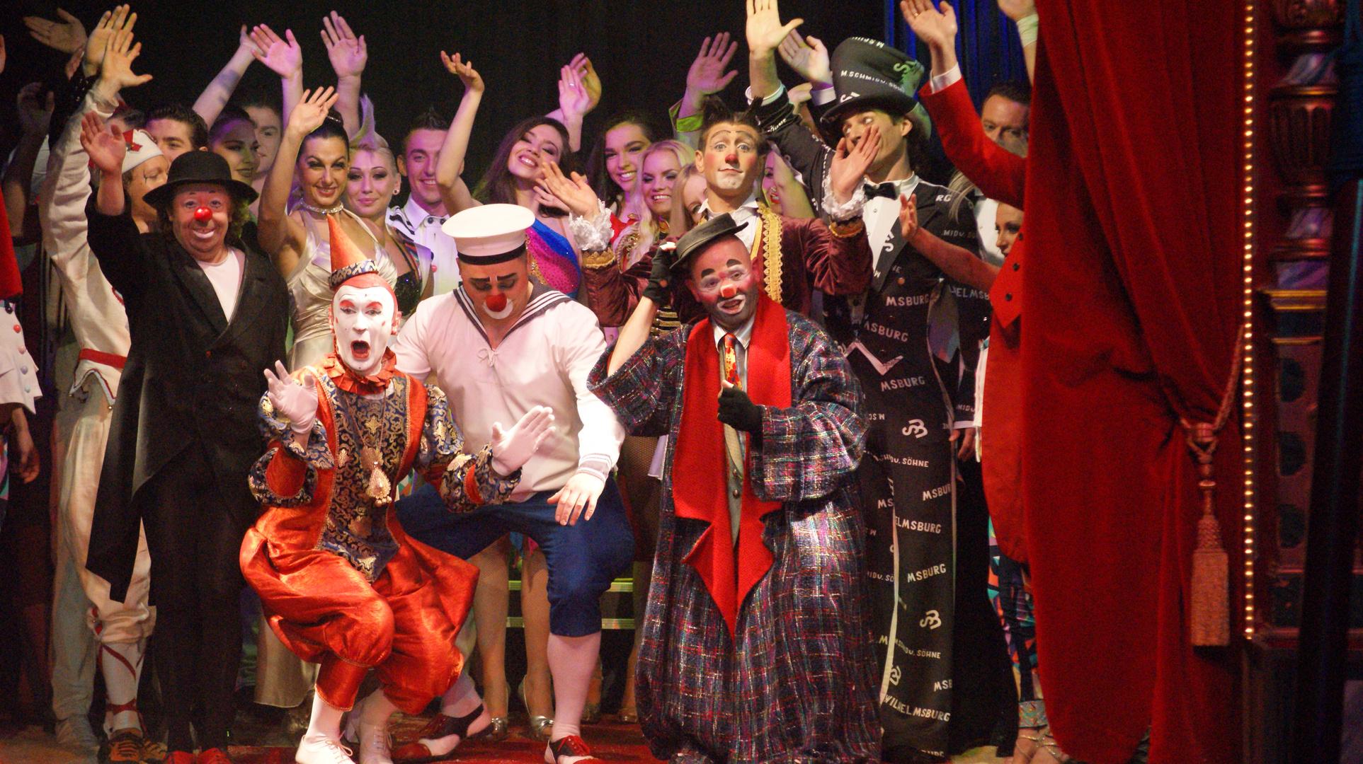 Circus Roncalli - Das Finale