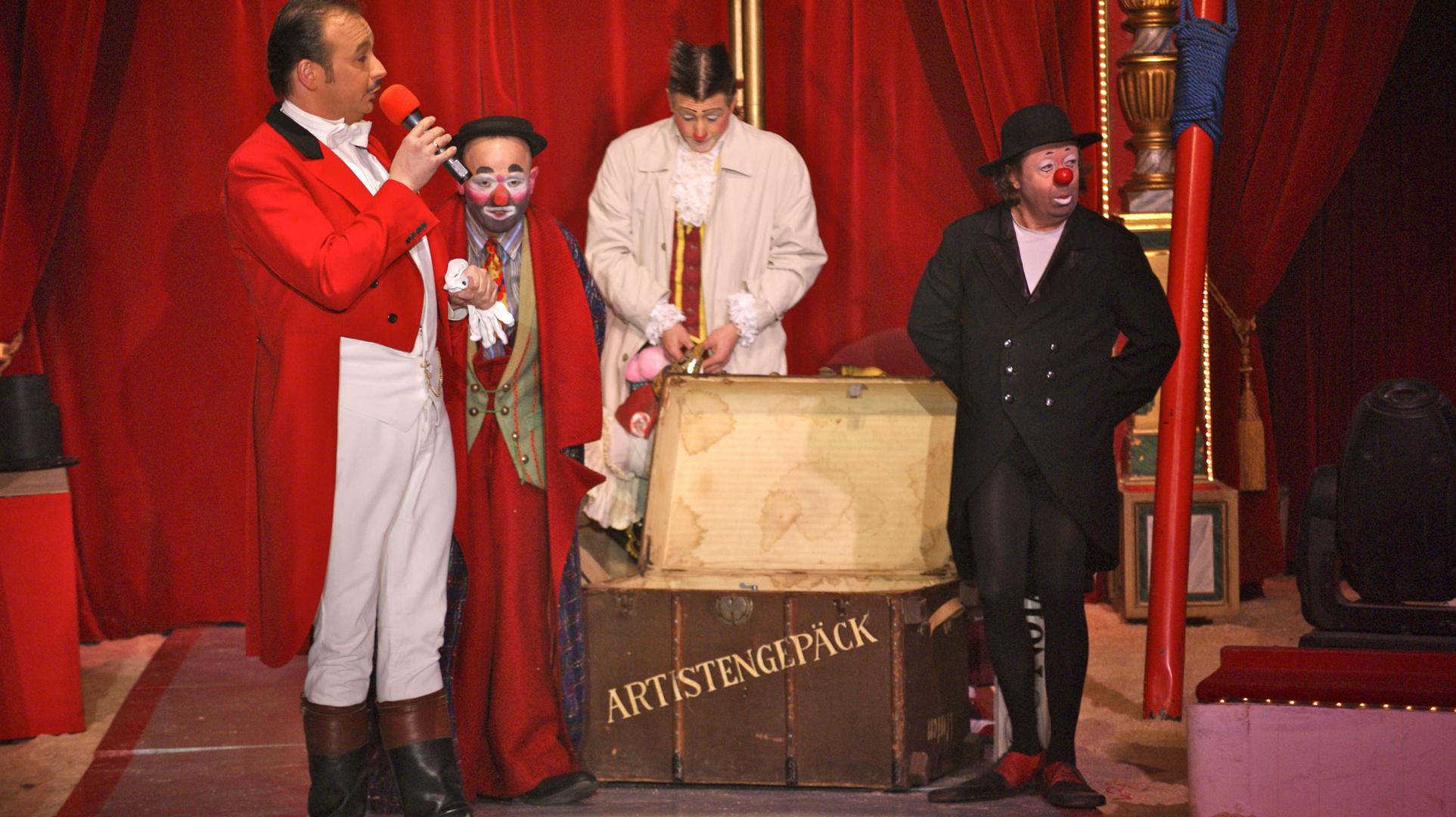 Circus Roncalli Opening