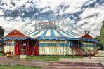 Circus Roncalli war in der Stadt .....