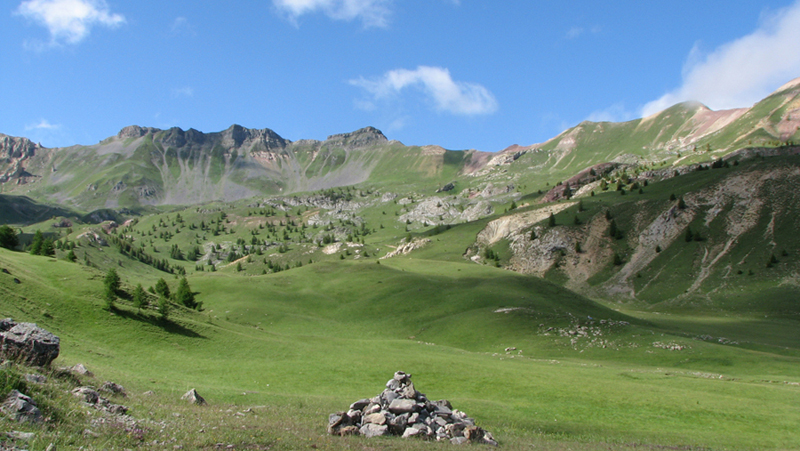 cirque du Morgon (Hautes-Alpes)