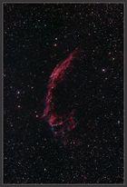 Cirrus Nebula - Schleierhafte Nebelschwaden