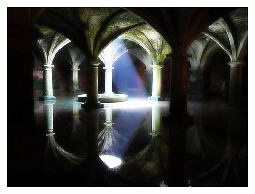 Cisterna Portoghese El Jadida