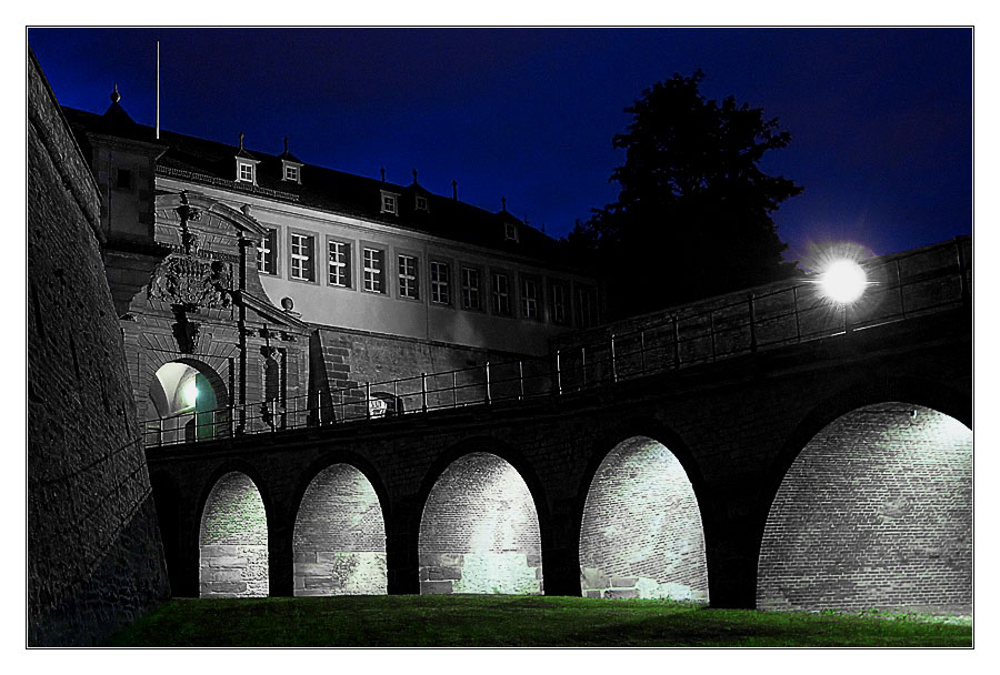Citadelle in Erfurt