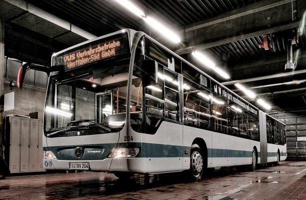 CITARO Verkehrsbetriebe Westfalen-Süd