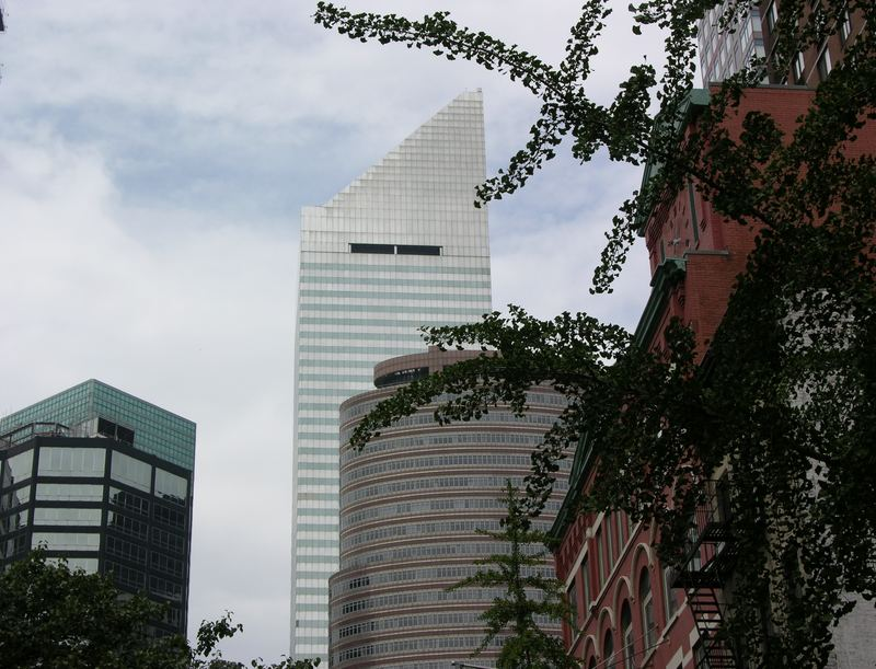CitiGroup Center & Lipstick Buildings