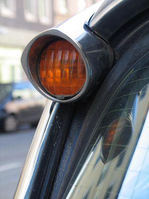 Citroën DS-Detail