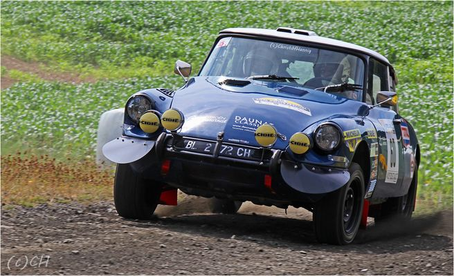Citroën DS Rally