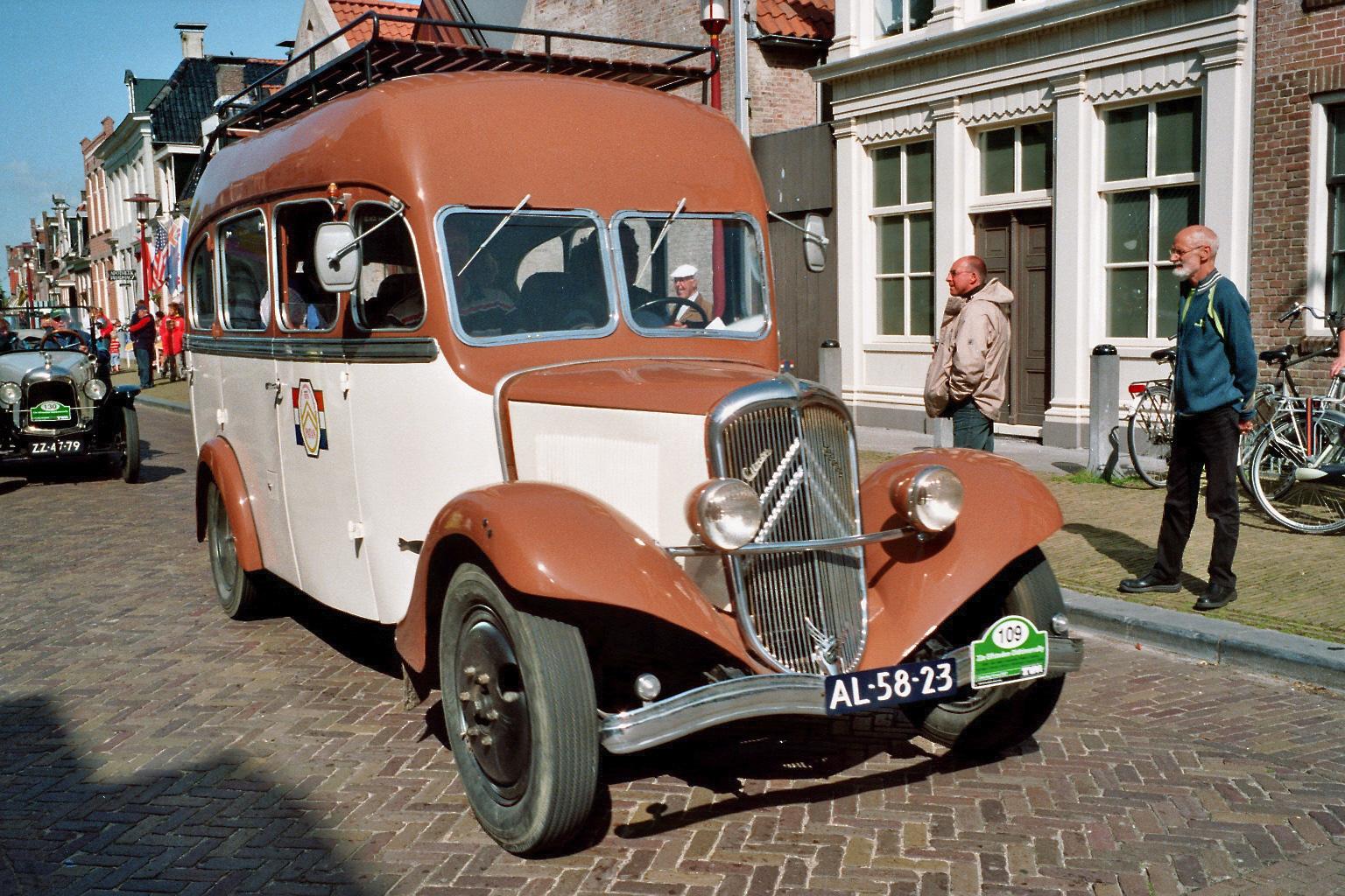 Citroenbus