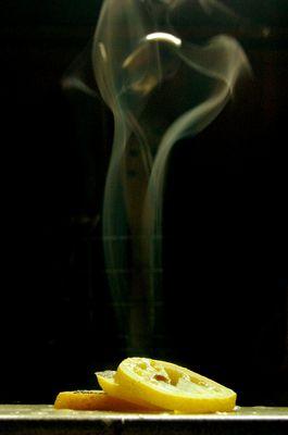 Citrons vapeur...