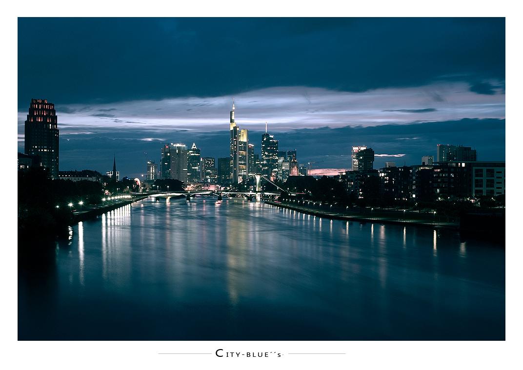 City Blue´s