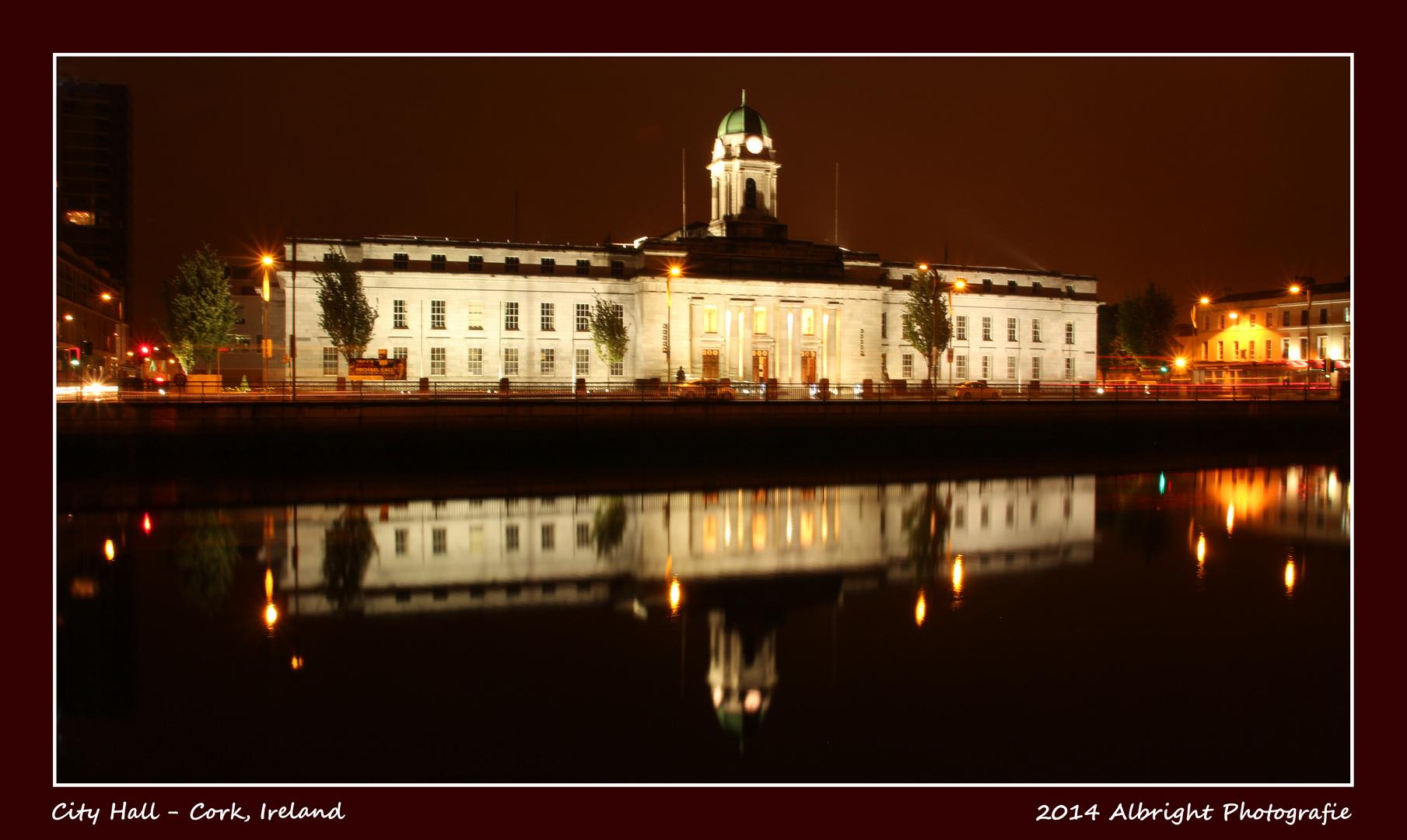 City Hall, Cork