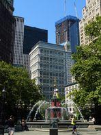 City Hall Park NYC