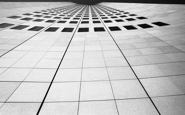 city - hochhaus