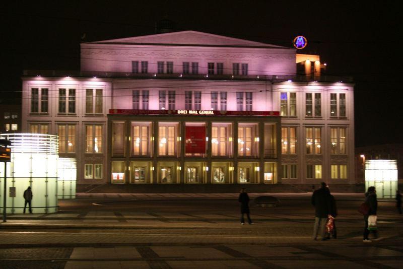 City Lichter Leipzig