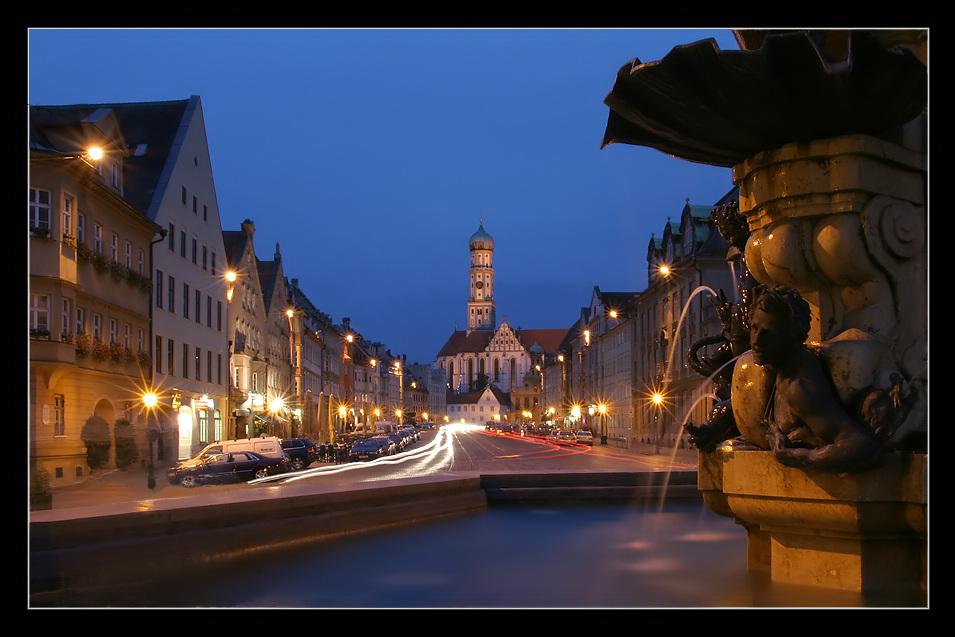 City - Nights II
