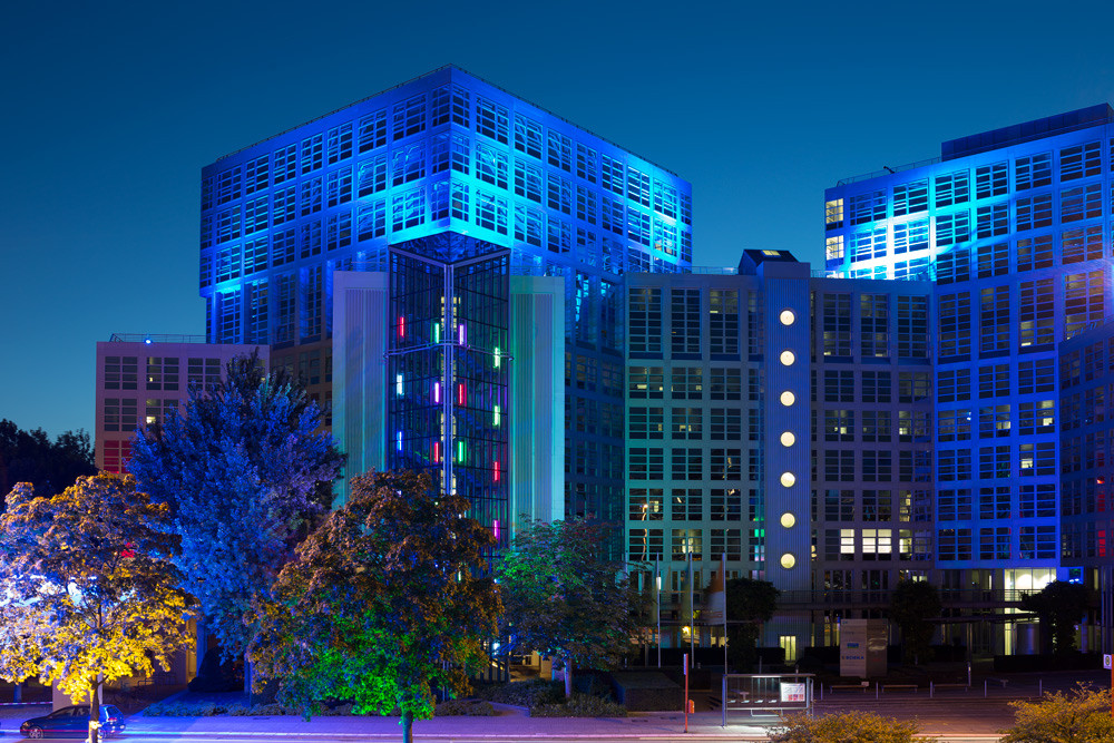 City Nord Lichtfest 2012 - 1