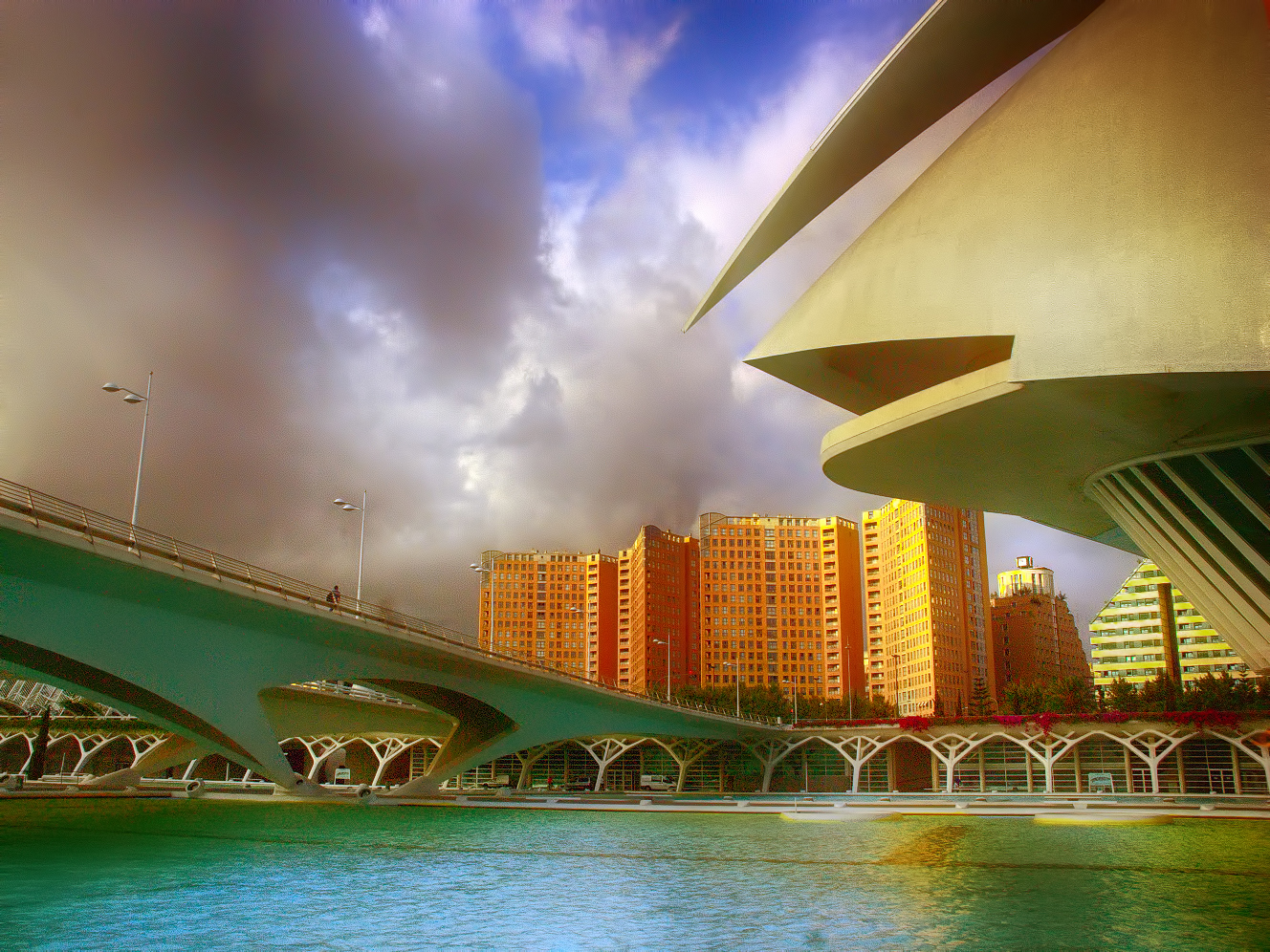 City of Arts and Sciences (IV)