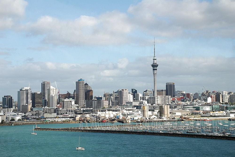 City of Sails Auckland NZ
