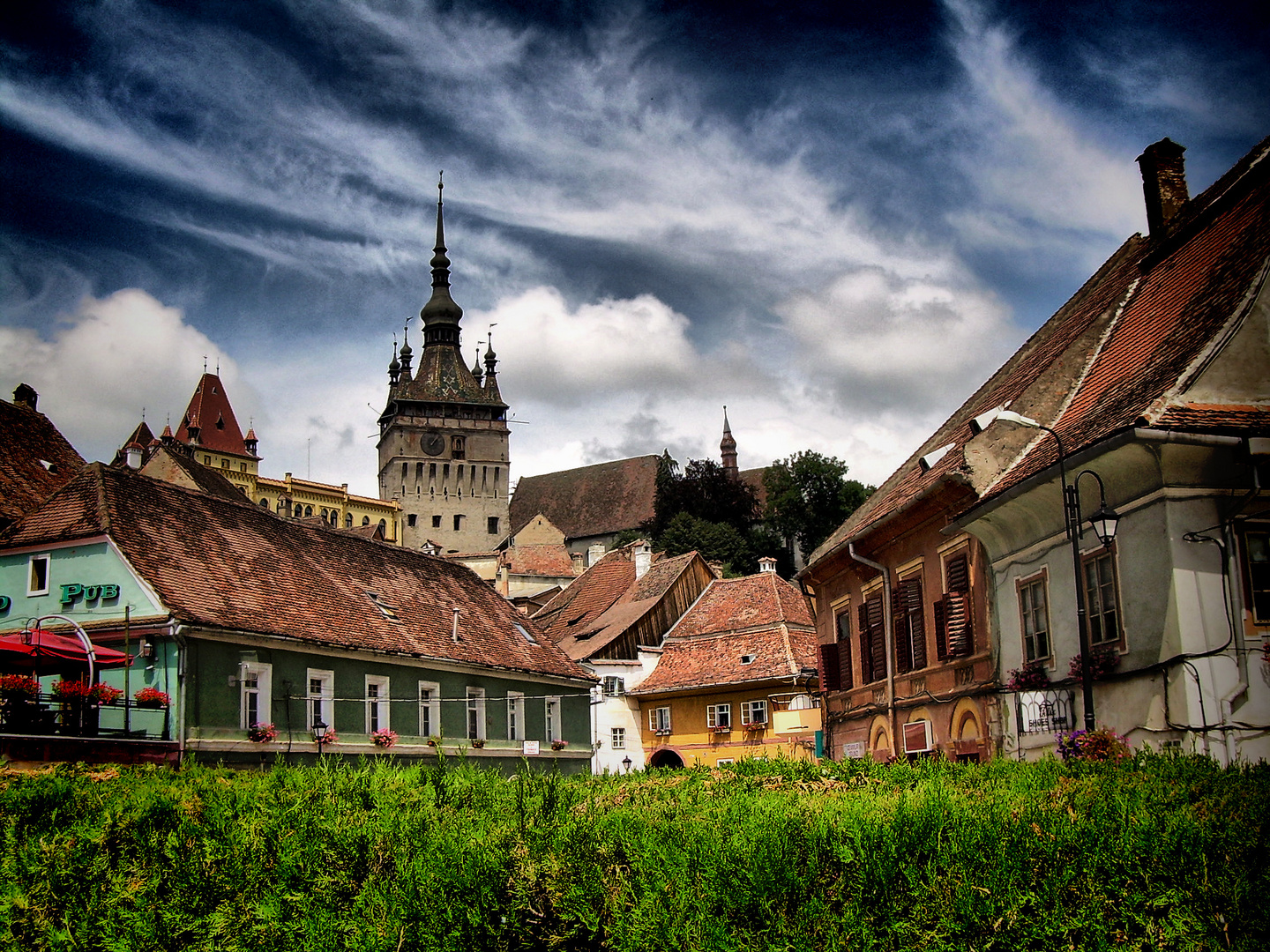 City of Sighisoara (II)