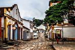 City of Tiradentes, state of Minas Gerais, Brazil
