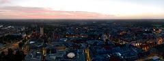 City-Panorama Leipzig