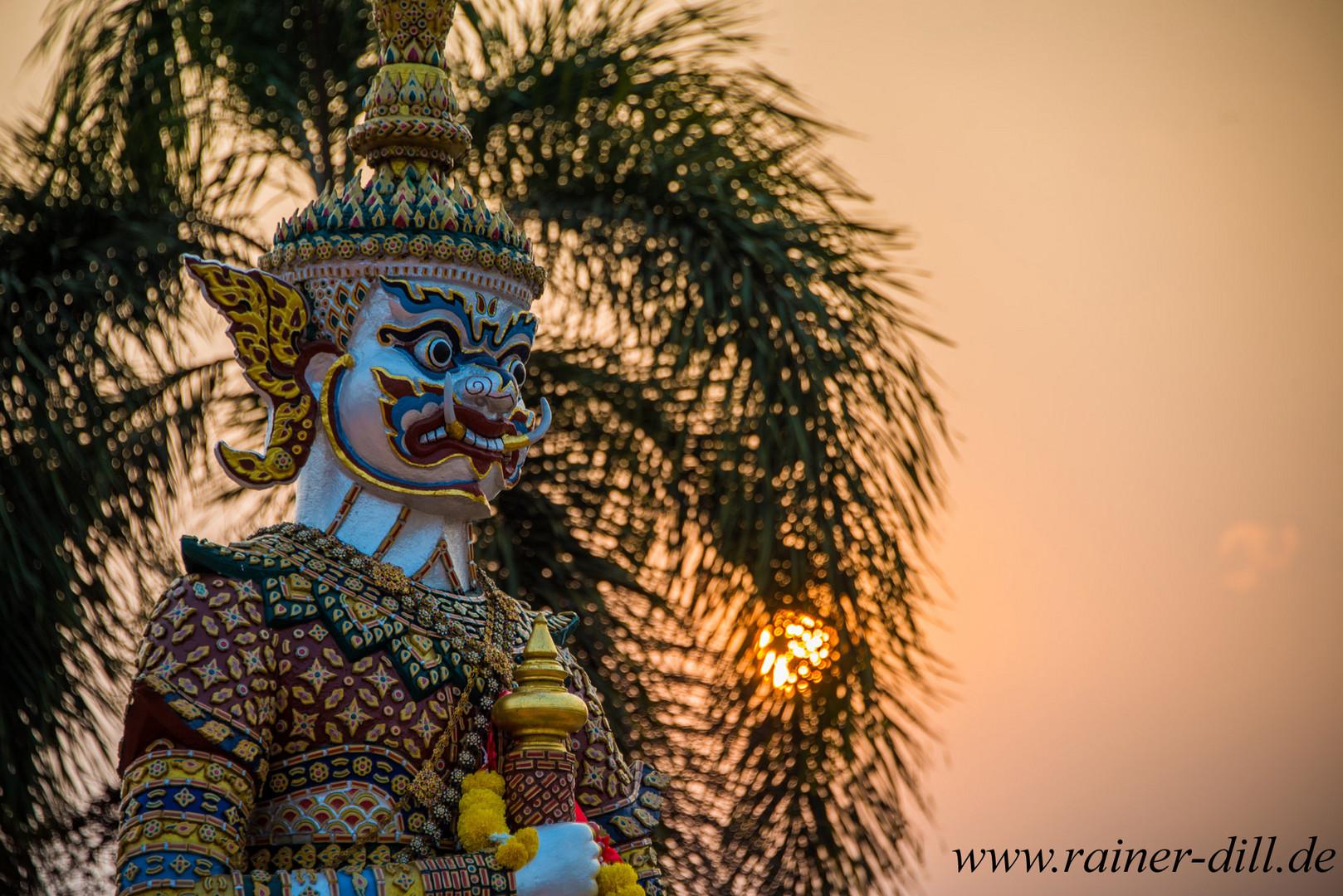 City Pillar Shrine I Udon Thani