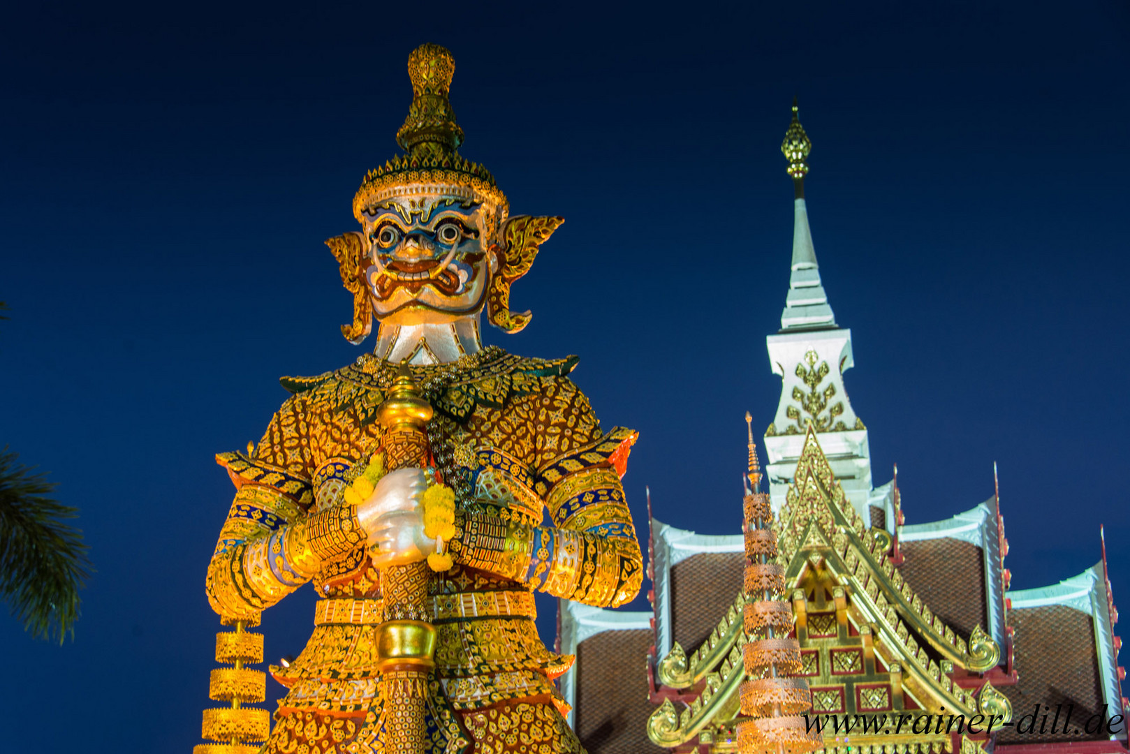 City Pillar Shrine II Udon Thani