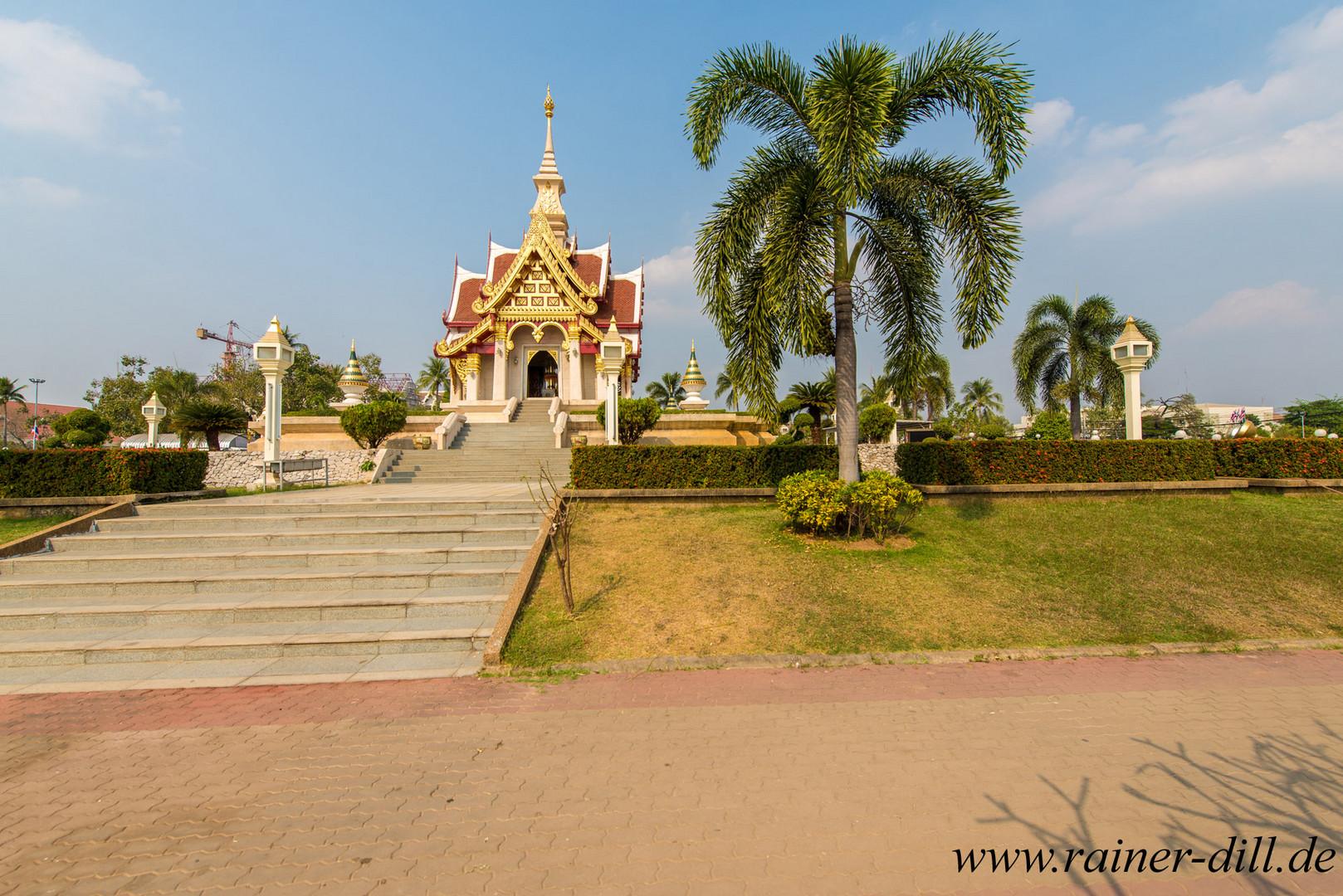 City Pillar Shrine III Udon Thani