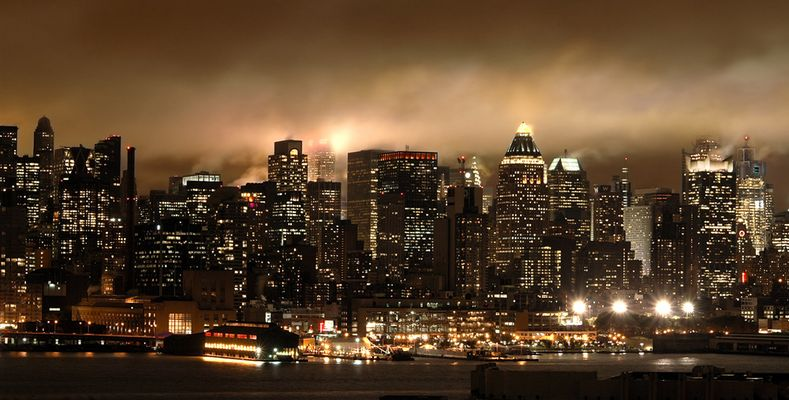 City-Sky-Lights